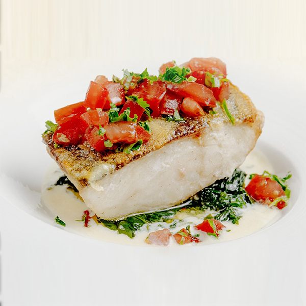 The French Grocer - Fish - Sustainable Chilean Seabass - 1