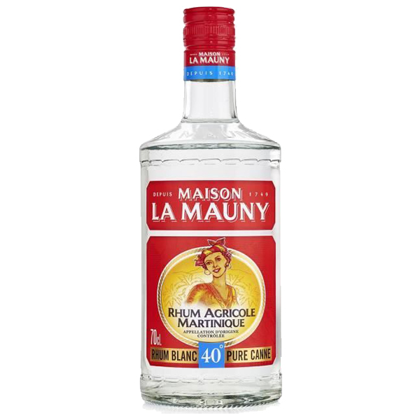 The French Grocer - La Mauny - Martinique White Rhum Agricole - 40°