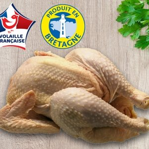 The French Grocer - Savel - French Corn Fed Whole Chicken - 1