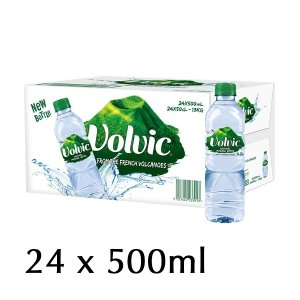 The French Grocer - Still Water - Volvic - 500ml