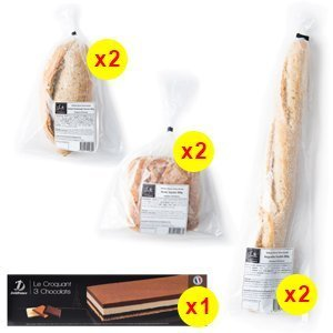 Delifrance Bread Forever Pack - The French Grocer