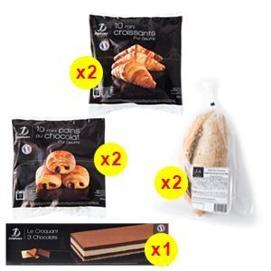 Delifrance Mini Size Pack - The French Grocer