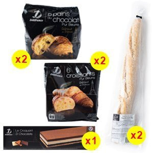 Delifrance Size Matters Pack - The French Grocer