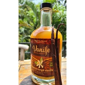 The French Grocer - Maison de la Vanille - Vanilla Rhum 30°