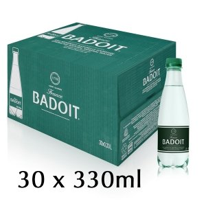 The French Grocer - Sparkling Water - Badoit Verte - 330ml