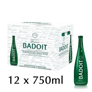 The French Grocer - Sparkling Water - Badoit Verte - 750ml