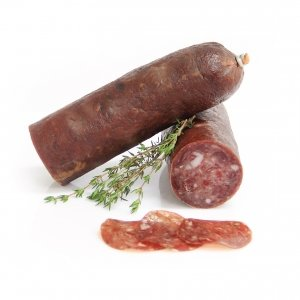 The French Grocer - Delicatessen - Wagyu Salami Peppercorn