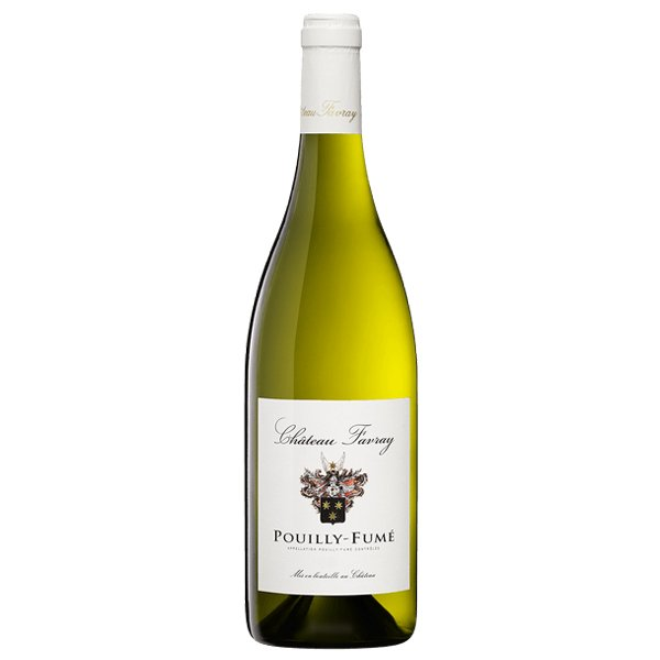 The French Grocer - Chateau Favray - Sauvignon - Loire Valley White Wine - Pouilly Fumé