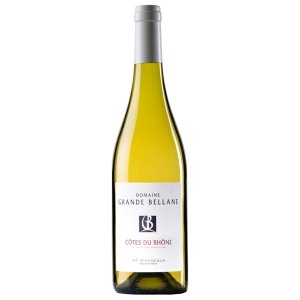 The French Grocer - Domaine La Grande Bellane - Rhone Valley Organic White Wine - Blend - Côtes du Rhône