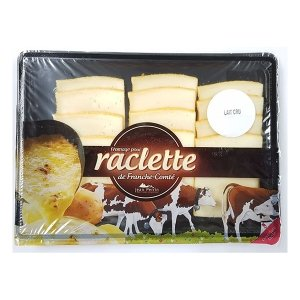 The French Grocer - Jean Perrin - Raw Milk Raclette Cheese - Raclette Au Lait Cru - 1