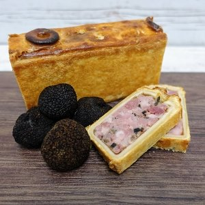 The French Grocer - Oohlala! de Chef Julien - Paté en Croute with Black Truffle - 1