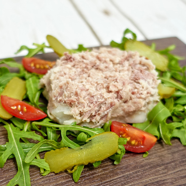 The French Grocer - Oohlala! de Chef Julien - Pork Rillettes - 1