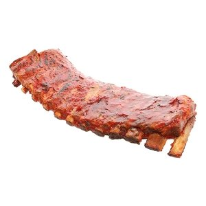 The French Grocer - Carne Meat - BBQ Pork Spare Ribs Cooked