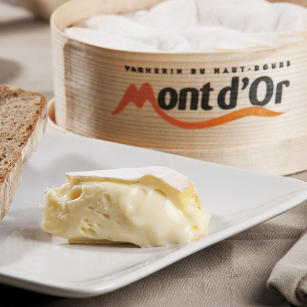 The French Grocer - Cheese - French Vacherin - 450g - 1