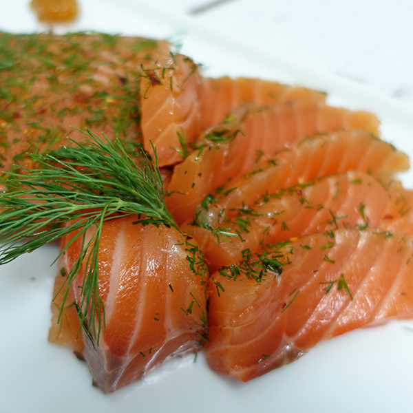 The French Grocer - Oohlala! de Chef Julien - Cured Salmon - 1