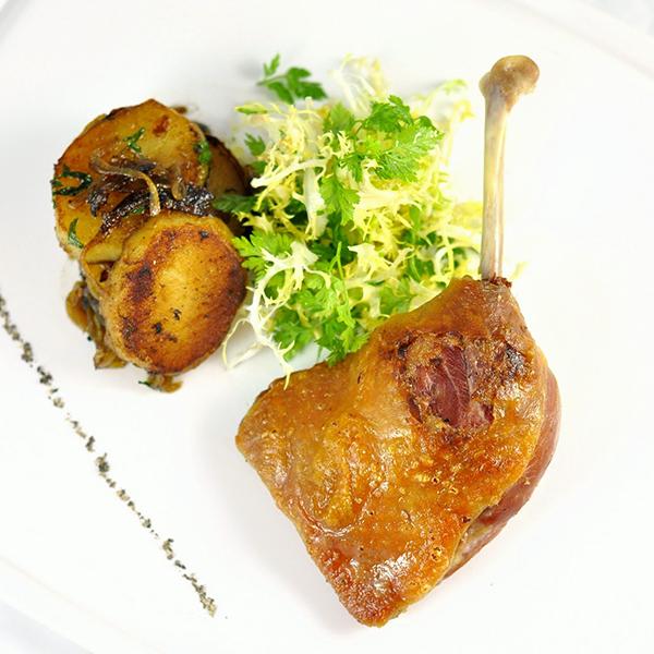 The French Grocer - Oohlala! de Chef Julien - Duck Leg Confit - 5