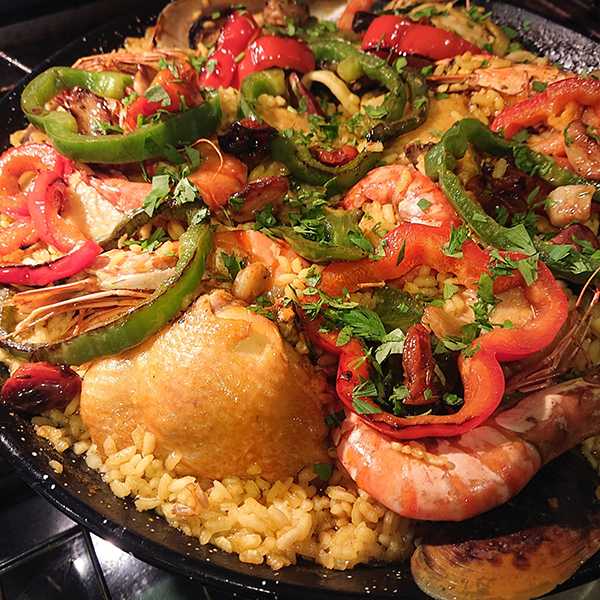 The French Grocer - Oohlala! de Chef Julien - Paella - 1