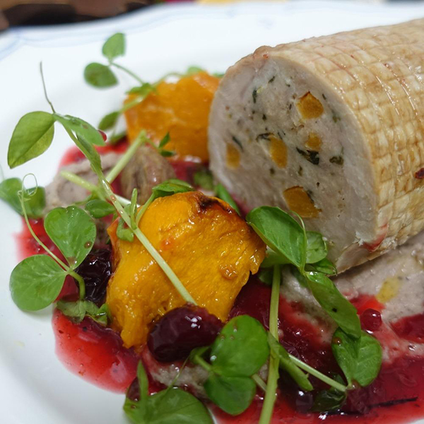 The French Grocer - Oohlala! de Chef Julien - Turkey Roulade - 1