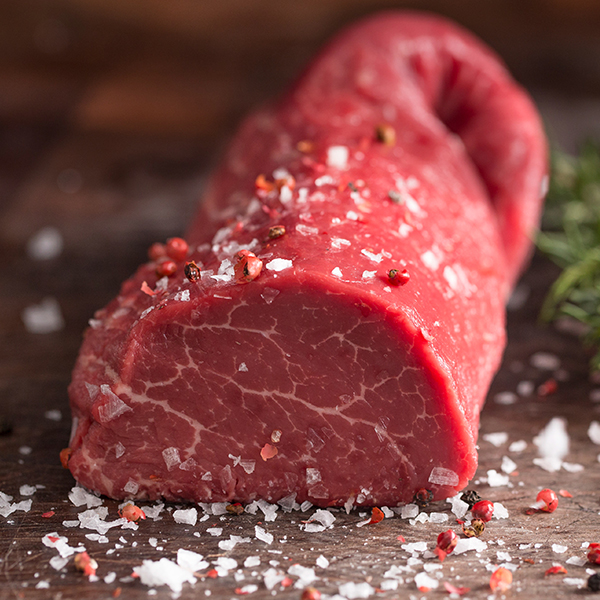 The French Grocer - Rosedale Ruby - Beef Tenderloin