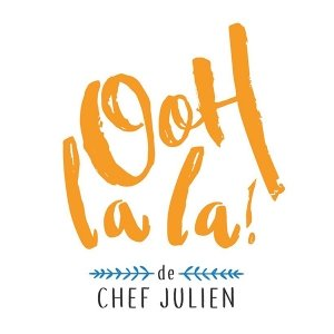 The French Grocer - Ooh la la! de Chef Julien - Logo