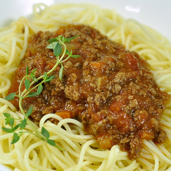 The French Grocer - Oohlala! de Chef Julien - Beef Bolognese Pasta Sauce - 1
