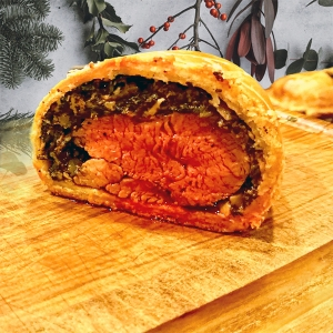 The French Grocer - Oohlala! de Chef Julien - Beef Wellington - 1